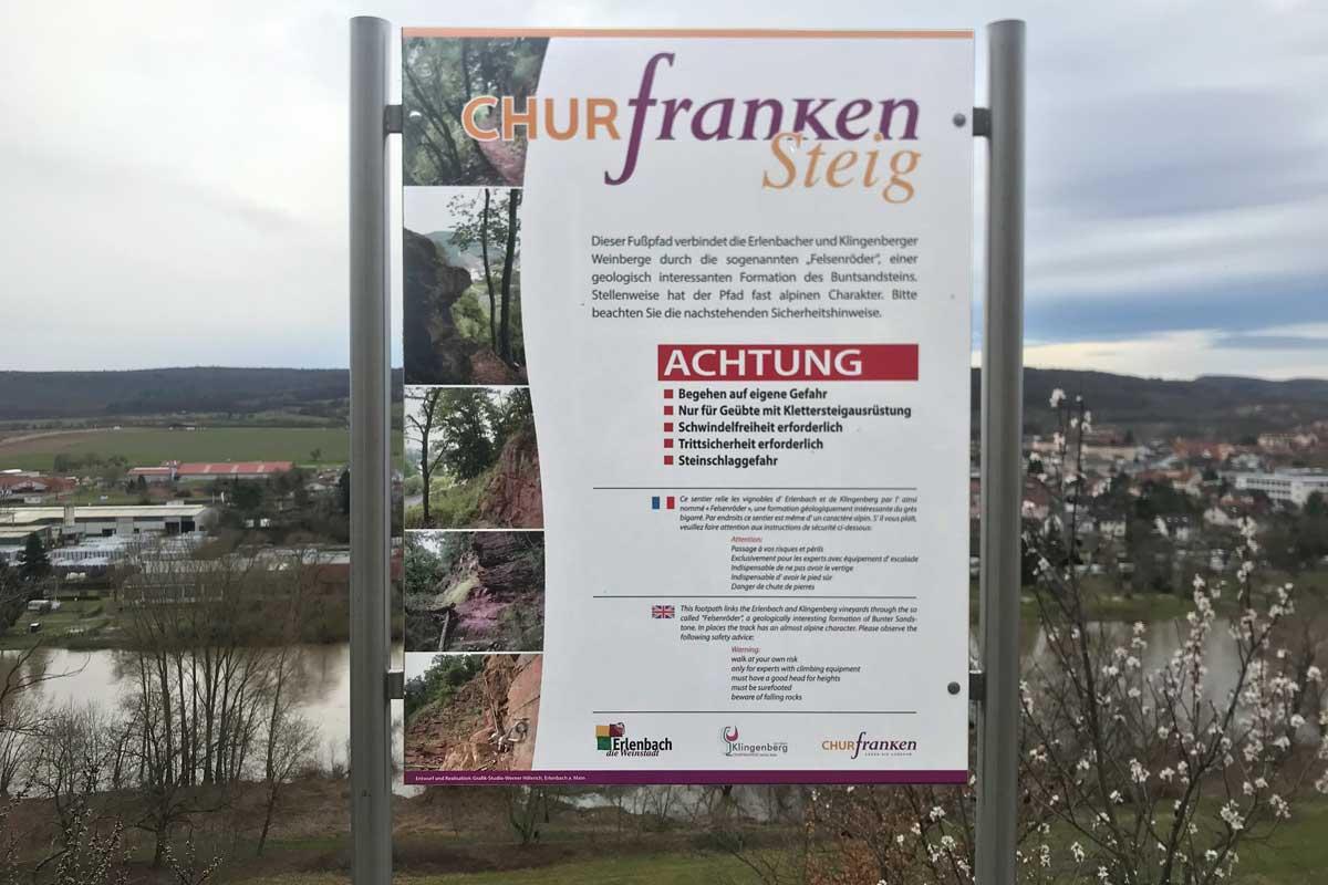 churfrankenschild